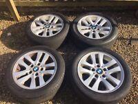 """BMW ALLOY Wheels. 16"""""""