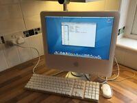 Apple iMac G5 - very good condition