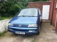 PEUGEOT 806 7 SEATER SHORT MOT