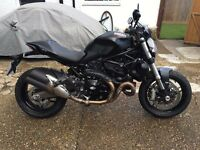 Ducati Monster 821 Dark + LOTS OF EXTRAS! £7500 or near offer