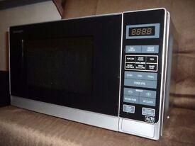 Sharp Microwave R-272M 800 Watt Microwave