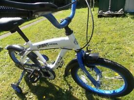 Childs Terrian Urban Racer Bicycle