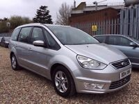 Ford Galaxy 2.0 EcoBoost Zetec Powershift 5dr PCO REGISTERED, LOW MILLAGE