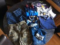 Selection of clean boys clothes 8-9 years