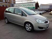 Vauxhall zafira 1.9 cdti exclusive . Free warranty. New Mot