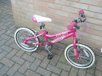 Girls Bike for Ages 5-7years