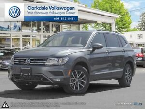2018 TIGUAN 2.0TSI COMFORTLINE 8-SPEED AUTOMATIC 4MOTION-3rd row