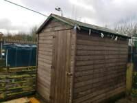 Graden shed