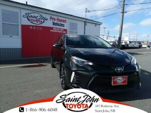2017 Toyota Corolla SE upgrade, Moonroof, Alloys, Heated Seats