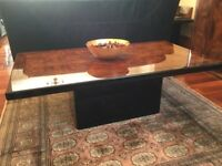 2 Coffee Tables. One large and one small