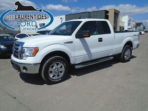 2009 Ford F-150 XLT/4x4/Seulement 92000KM