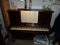 Supertone Upright Piano Vintage Antique FREE DELIVERY
