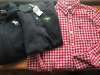 Boys Abercrombie and Fitch Bundle age 10-12