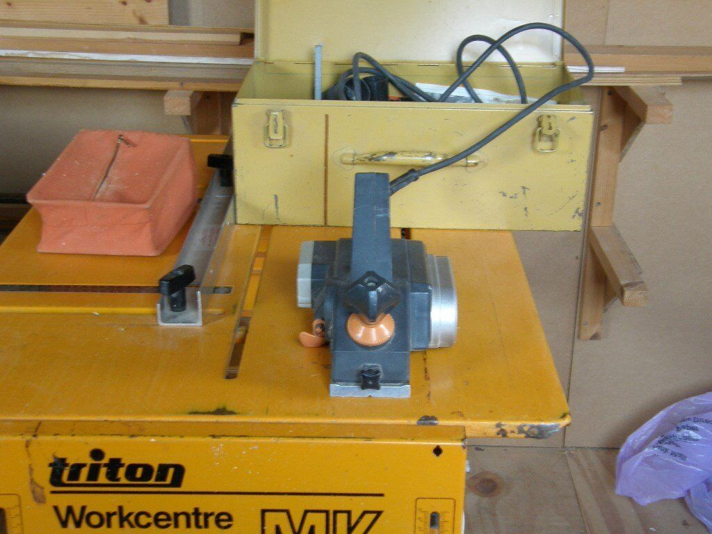 Elu Mmf80 Electric Planer In Kelso Scottish Borders Gumtree What Does An Do