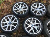 """19"""" BMW AVA Rockfords Alloys 5x120"""