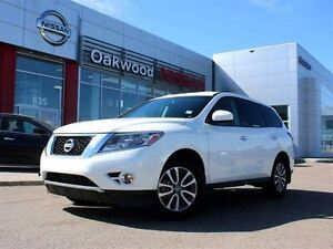 2015 Nissan Pathfinder Pathfinder S AWD, ULTRA LOW KM!