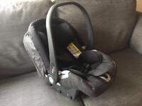 Mamas and Papas baby car seat VGC