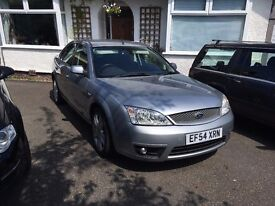 Ford Mondeo Zetec-S TDCI 2005 130BHP - 56K Miles - 12 Months MOT + Only 2 Prev Owners - £2295 ONO