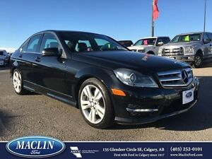 2012 Mercedes-Benz C300, Duel Roof, Nav, Leather, Backup Camera