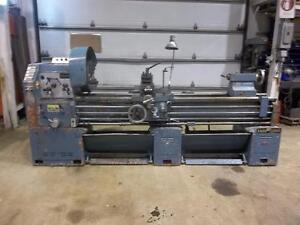 LATHE - VICTOR 20 X 80 (USED)
