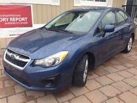 2012 Subaru Impreza 2.0i Touring Package (CVT)