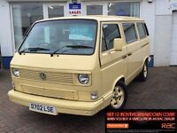 1987 VOLKSWAGEN CARAVELLE GL 1900cc~HAPPY CAMPERS1 lOOK!~NOW REDUCED PRICE!