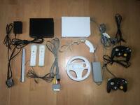 Nintendo Wii - Homebrewed