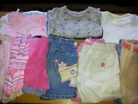 GIRLS CLOTHES BUNDLE AGE 2-3 YEARS