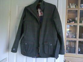 """ladies""""English Utopia"""" Guinevere tweed/check country jacket"""