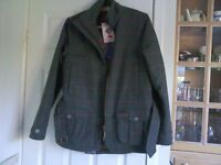 "ladies""English Utopia"" Guinevere tweed/check country jacket"