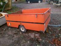 Trailer spares or repair