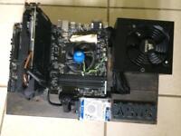 DIY PC gtx 1060, i3 6300 3.8 GHz, Z170 ASUS
