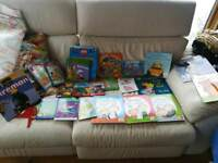 Collection of kids books