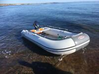 Suzumar 3.8m dinghy