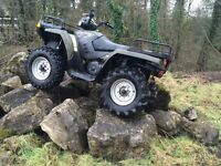 Polaris Sportsman Quad Bike
