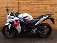 Honda CBR125 R Commuter 125cc *IMMACULATE, FHS & LOW MILES*