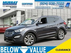 2015 Hyundai Santa Fe Sport 2.0T SE**REAR CAMERA**BLUETOOTH**LEA