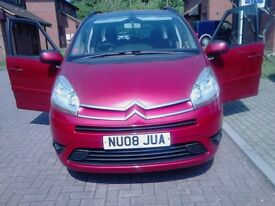 GRAND PICASSO 7 SEAT DIESEL AUTOMATIC
