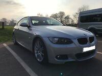 07 BMW 3 Series Coupe M-Sport
