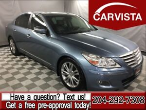 2009 Hyundai Genesis 4.6 Technology - LOCAL TRADE -