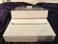 Apple MacBook Pro 13.3 boxed like new