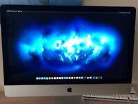 iMac 5k Late 2015. i7CPUQuadCore 4Ghz/16GB RAM/256SSD/AMD 2GB