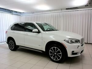 2016 BMW X5 35i x-DRIVE SUV w/ NAVIGATION, HEAD UP DISPLAY, PA