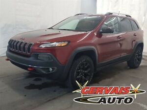 Jeep Cherokee Trailhawk 4x4 V6 MAGS Volant C 2014