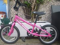 GIRLS LANDROVER BIKES, GOOD CONDITION, 2 FOR SALE