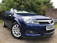 Vauxhall Astra Convertible Diesel Long Mot No Advisorys Low Mileage Drives Great !!!