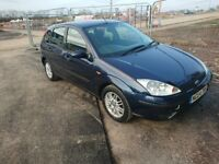 Ford Focus 1.6 LX Automatic