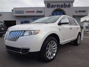 2011 Lincoln MKX LIMITED+TOIT PANO+GPS+PNEUS NEUF