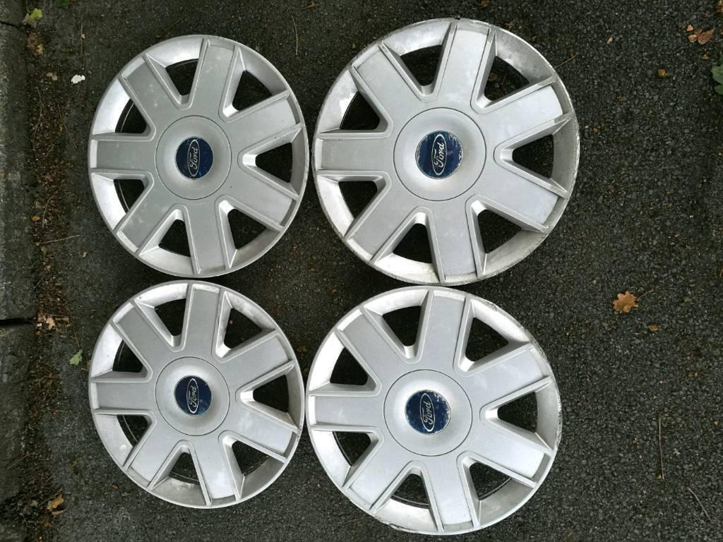 Ford Ka Wheel Trims Set Of