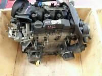 FORD FOCUS 2004 1.6TDCI G8DA ENGINE